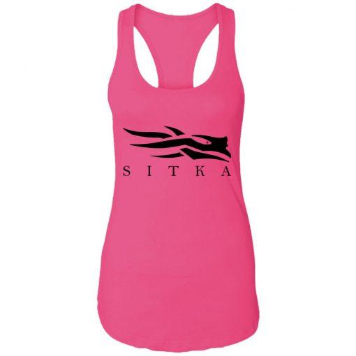 Private: Sitka Logo Racerback Tank