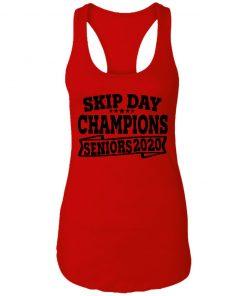 Private: Skip Day Champions 2020 Racerback Tank