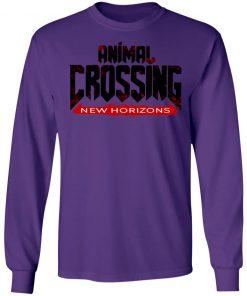 Private: Doom Eternal Animal Crossing New Horizons LS T-Shirt