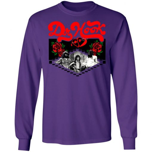 Private: Dr Hook LS T-Shirt