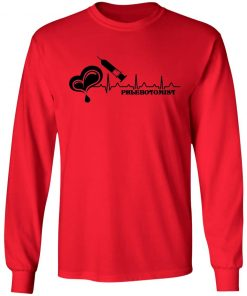 Private: Phlebotomist LS T-Shirt