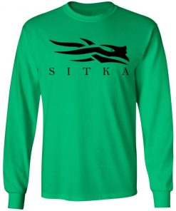 Private: Sitka Logo LS T-Shirt