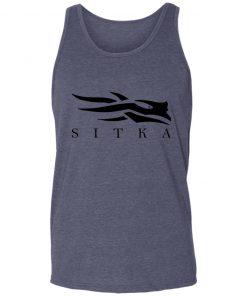 Private: Sitka Logo Unisex Tank