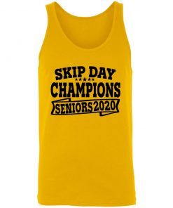 Private: Skip Day Champions 2020 Unisex Tank