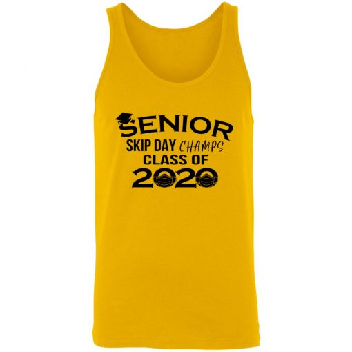 Private: Senior Skip Day Champs Class of 2020 Unisex Tank