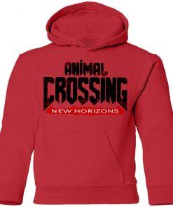 Private: Doom Eternal Animal Crossing New Horizons Youth Hoodie