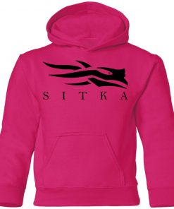 Private: Sitka Logo Youth Hoodie