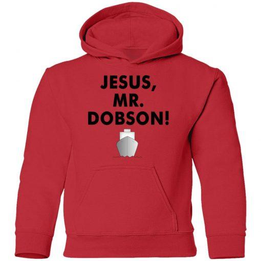 Private: Jesus, Mr. Dobson Youth Hoodie