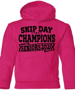 Private: Skip Day Champions 2020 Youth Hoodie
