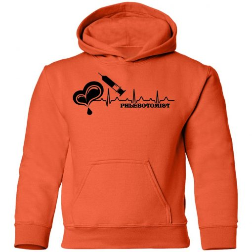 Private: Phlebotomist Youth Hoodie