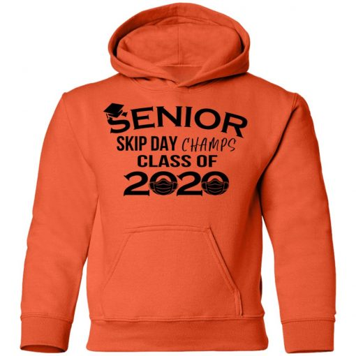 Private: Senior Skip Day Champs Class of 2020 Youth Hoodie