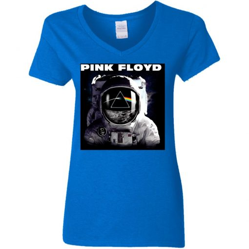 Private: Pink Floyd Women's V-Neck T-Shirt