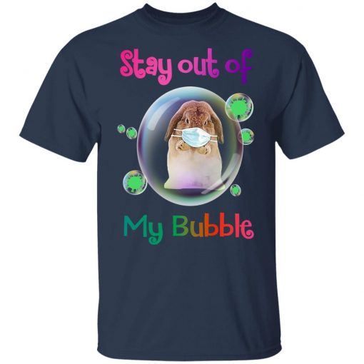 Private: Stay Out of My Bubble Youth T-Shirt