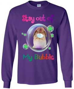 Private: Stay Out of My Bubble LS T-Shirt