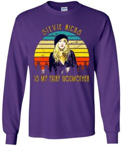 Private: Stevie Nicks is my Fairy Godmother LS T-Shirt