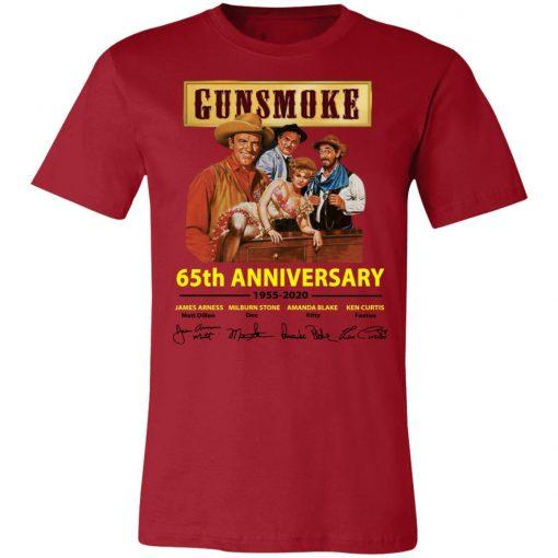 Private: Gunsmoke 65th Anniversary Unisex Jersey Tee