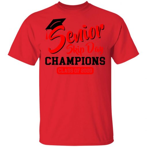 Private: Seniors 2020 Skip Day Champions 2020 Men's T-Shirt