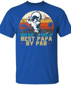 Private: Best Papa By Paw Men's T-Shirt