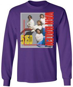 Private: Van Halen 5150 LS T-Shirt