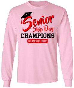 Private: Seniors 2020 Skip Day Champions 2020 LS T-Shirt