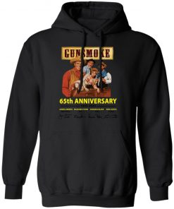 Private: Gunsmoke 65th Anniversary Hoodie