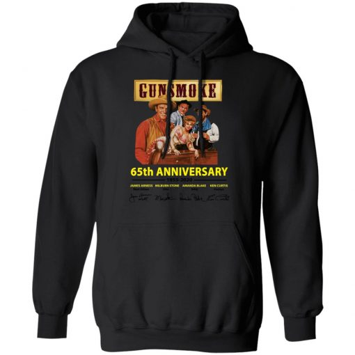Private: Gunsmoke 65th Anniversary Hoodie