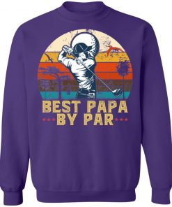 Private: Best Papa By Paw Sweatshirt
