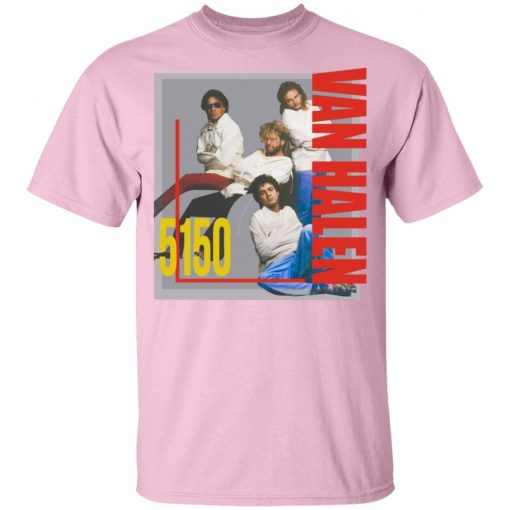 Private: Van Halen 5150 Youth T-Shirt