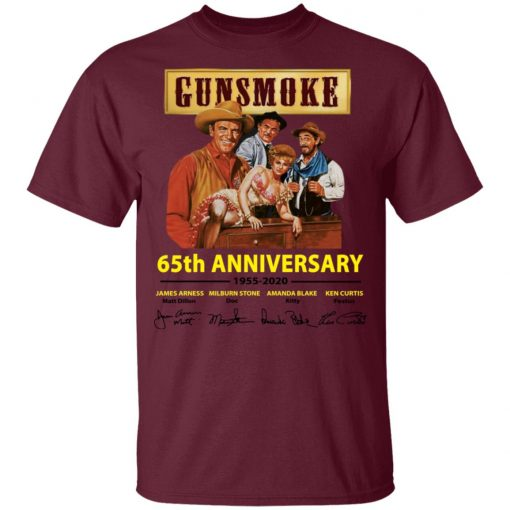 Private: Gunsmoke 65th Anniversary Youth T-Shirt