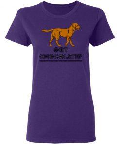 Private: Got Chocolate Women's T-Shirt