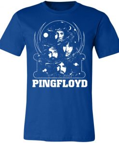 Private: PINK FLOYD Pyramid Band Unisex Jersey Tee