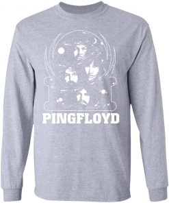 Private: PINK FLOYD Pyramid Band LS T-Shirt