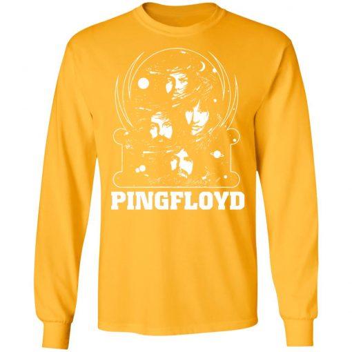 Private: PINK FLOYD Pyramid Band LS T-Shirt