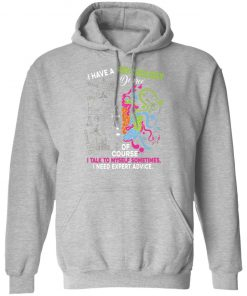 Private: I Have A Psychology Degree Hoodie