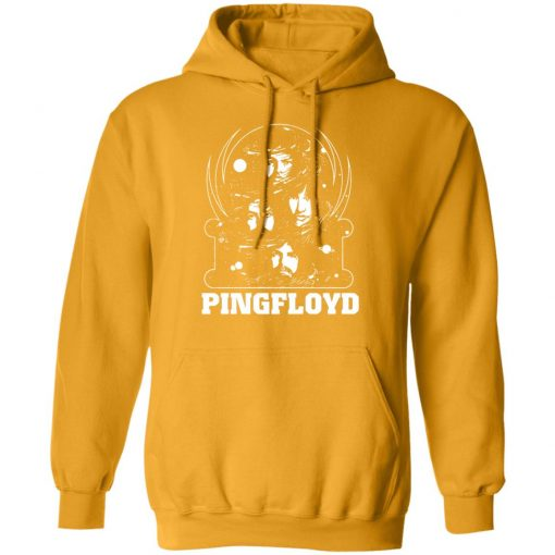 Private: PINK FLOYD Pyramid Band Hoodie