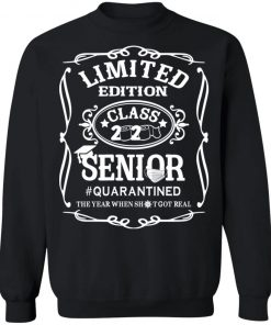 Private: Limited Edition class 2020 Senior Quarantined Sweatshirt