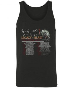 Private: Legacy of the Beast Tour Unisex Tank