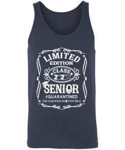 Private: Limited Edition class 2020 Senior Quarantined Unisex Tank