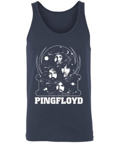 Private: PINK FLOYD Pyramid Band Unisex Tank