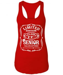 Private: Limited Edition class 2020 Senior Quarantined Racerback Tank