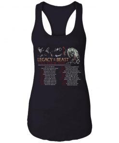 Private: Legacy of the Beast Tour Racerback Tank