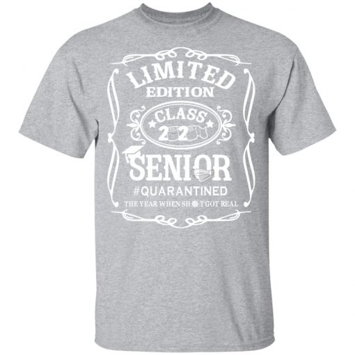 Private: Limited Edition class 2020 Senior Quarantined Youth T-Shirt