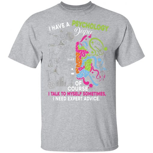 Private: I Have A Psychology Degree Youth T-Shirt