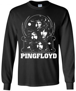 Private: PINK FLOYD Pyramid Band Youth LS T-Shirt