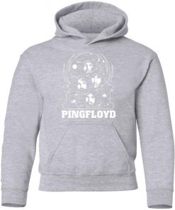 Private: PINK FLOYD Pyramid Band Youth Hoodie
