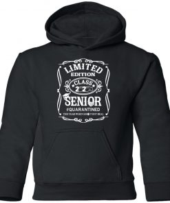 Private: Limited Edition class 2020 Senior Quarantined Youth Hoodie