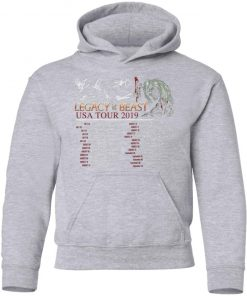Private: Legacy of the Beast Tour Youth Hoodie