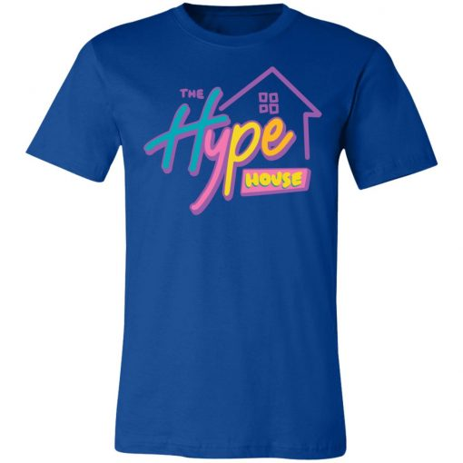 Private: The Hype House Unisex Jersey Tee