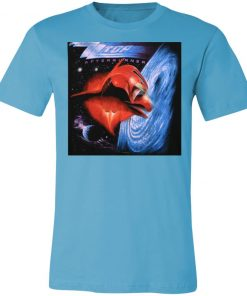Private: ZZ Top Afterburner Unisex Jersey Tee