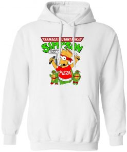 Private: Teenage Mutant Ninja Simpson Hoodie